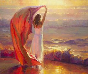 Ocean Breeze by Steve Henderson of Steve Henderson Fine Art